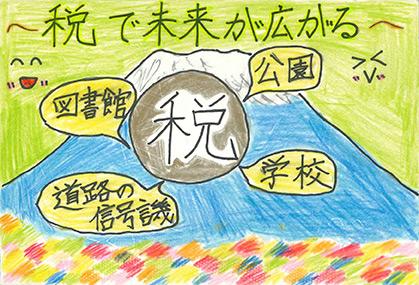 10_梅田小学校6年中妻沙耶
